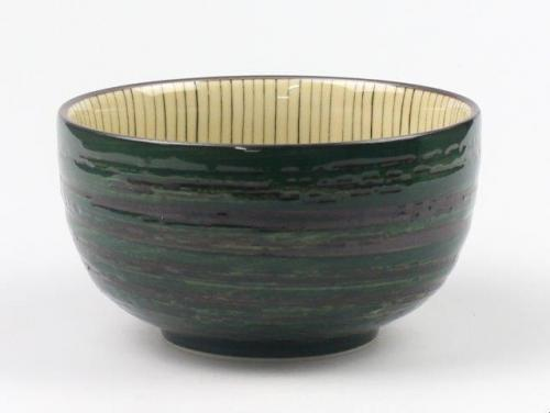 Green Stripes Don Bowl